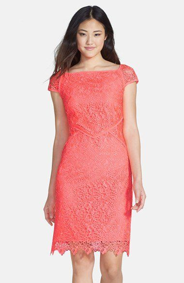 c796b98874 Nue by Shani Neon Lace Dress