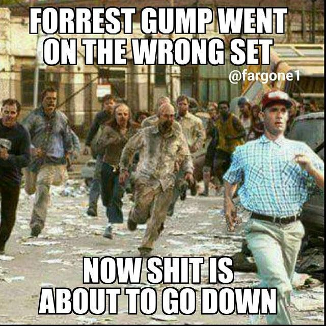 Is forrest gump dead