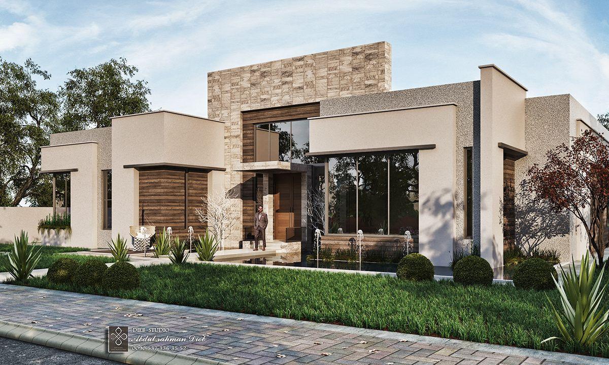 Awesome Modern Villa House Design Exterior House Designs Exterior Exterior Design House Design