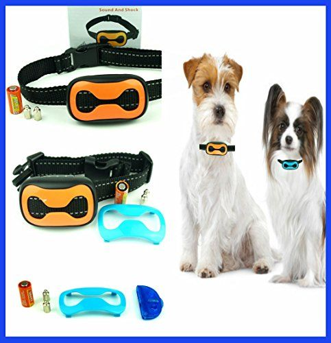 Classic 681s Electronic No Bark Dog Collar Small Dogs 7lbs To