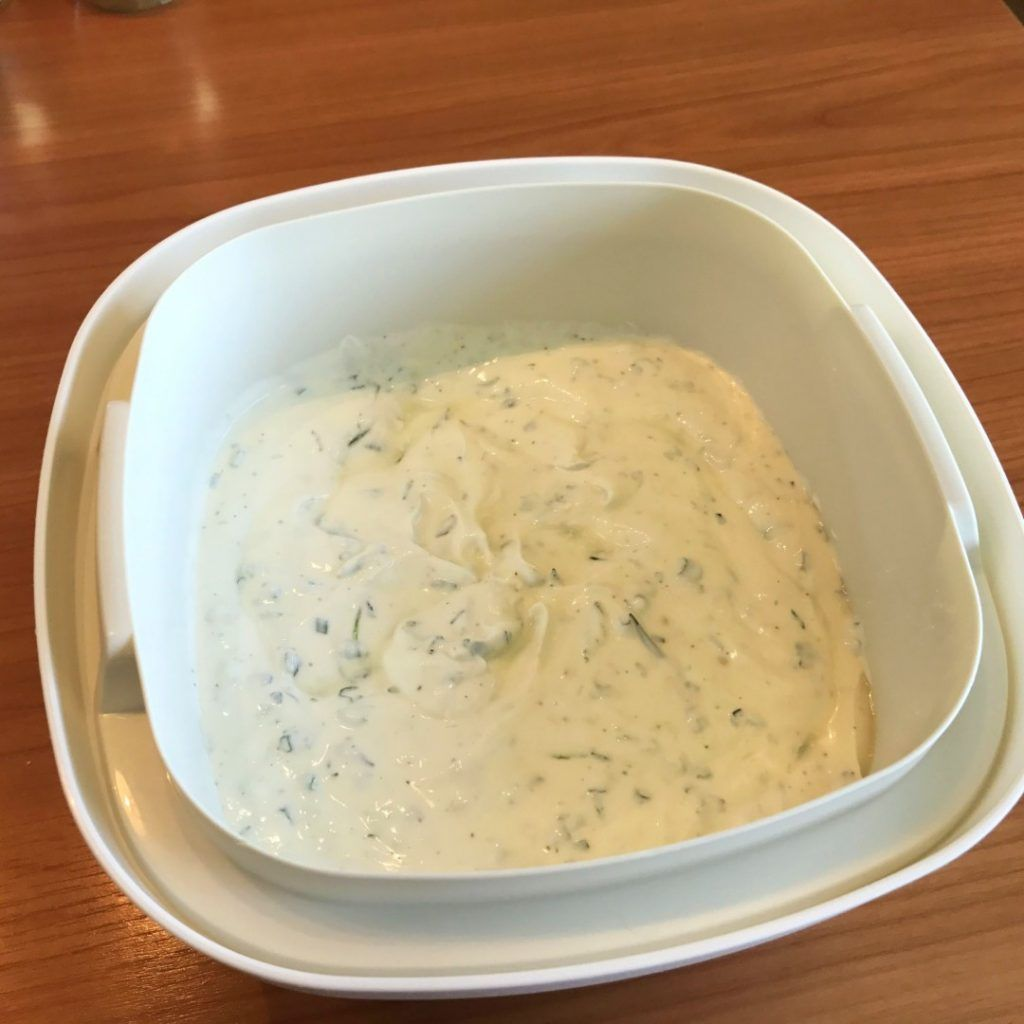 Kräuterfrischkäse selber machen #frischkäseselbermachen