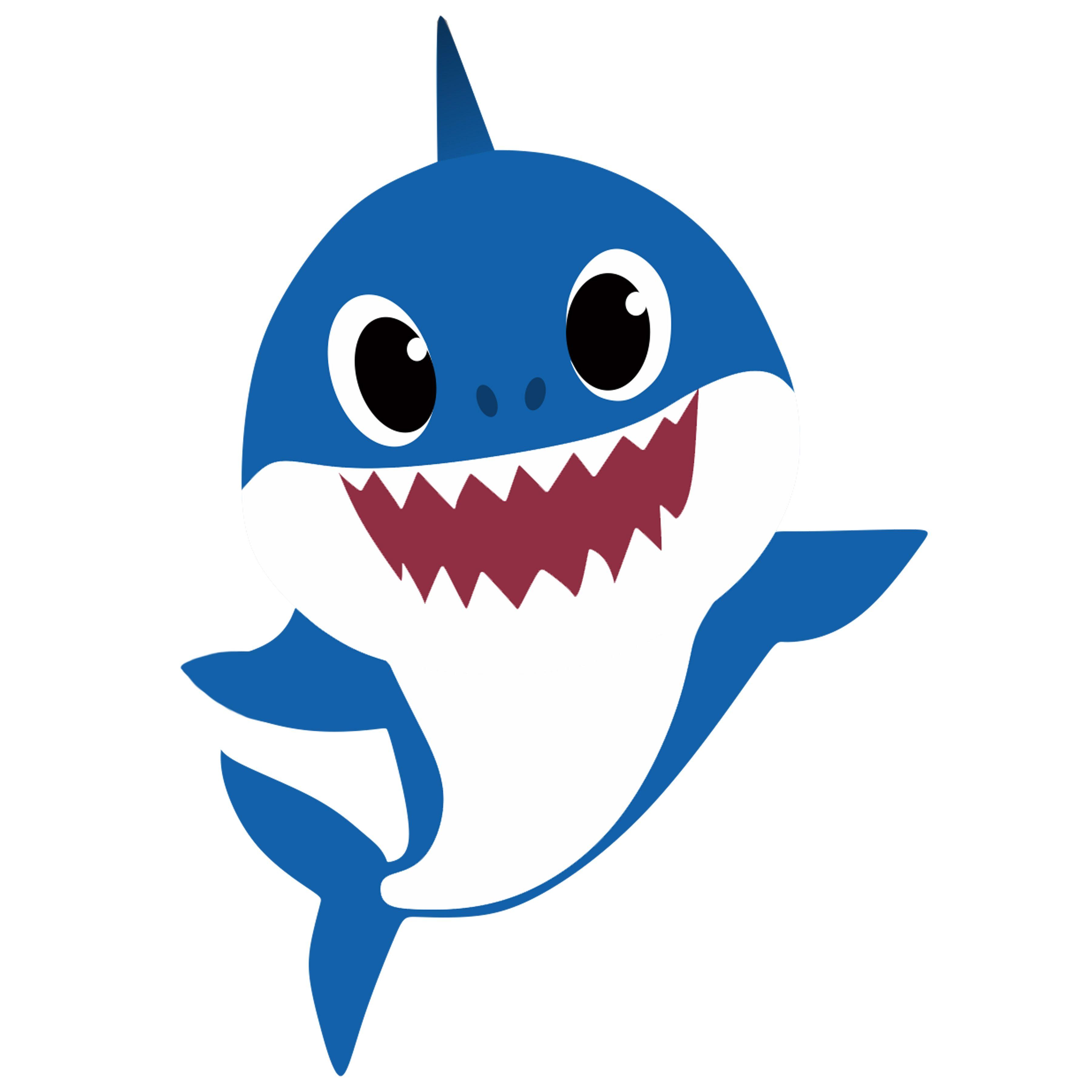 Pin Em Violets Baby Shark Party