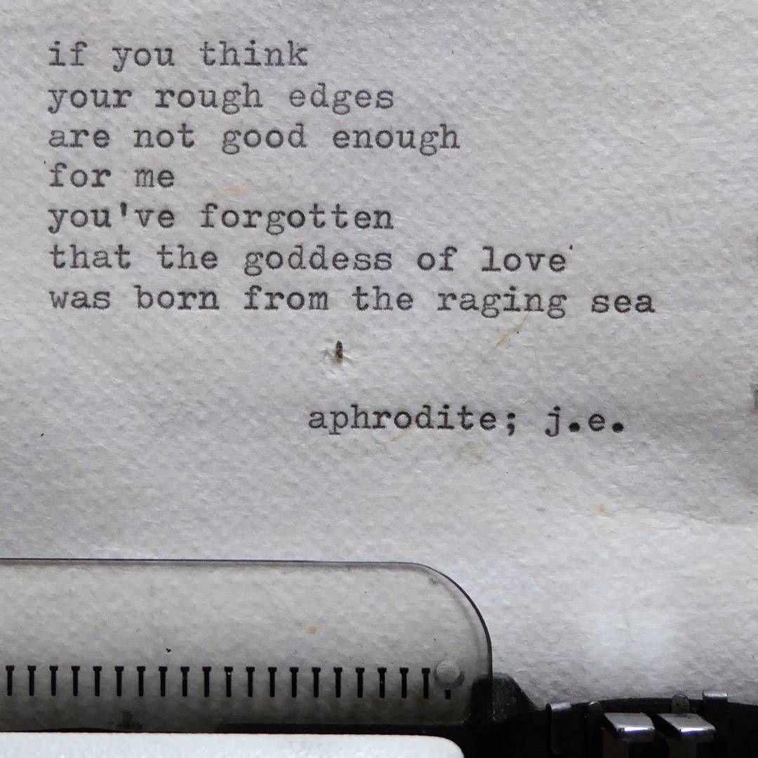 Aphrodite Poem By C Judyelisa Goddess Quotes Words