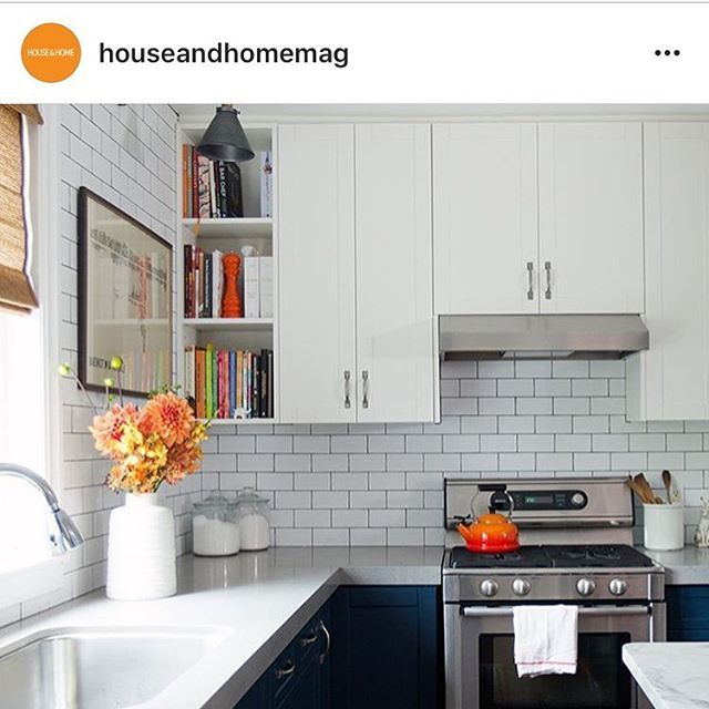 houseandhomemag came to one of our latest kitchen projects to find