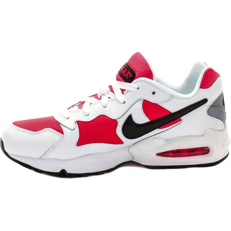 615767-600 Nike Air Max Triax 94 Running Shoes Crimson/White Sizes 8-12 NIB