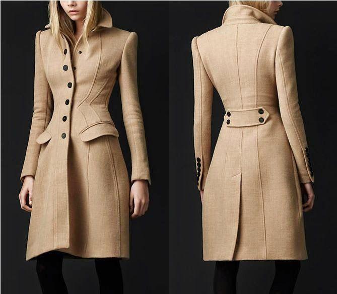 UNLIKELY: Wool Winter Coat: Choosing a Pattern | Sartorial ...