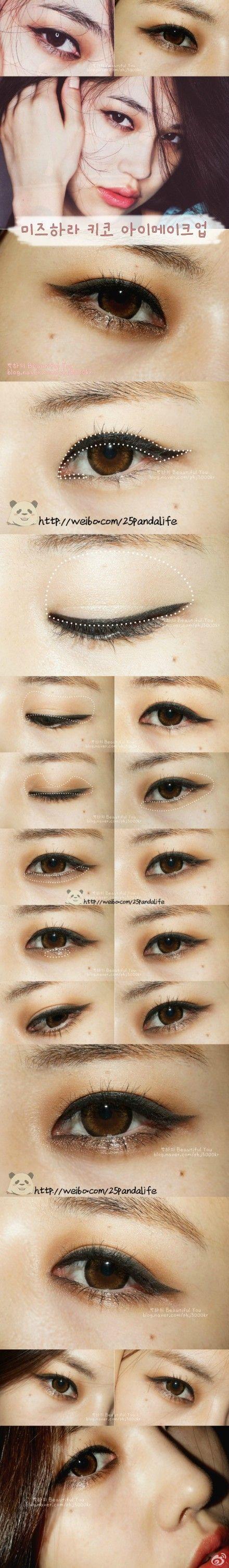 Korean make up makeup inspiration pinterest korean makeup korean makeup tutorial feminine hanbok makeup by heizle korean makeup baditri Image collections