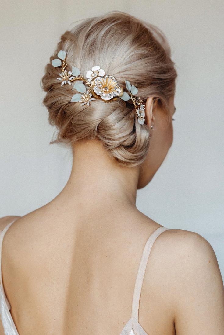 11 Bewitching Bridal Hairstyles Bridal Hair Bridal Updo