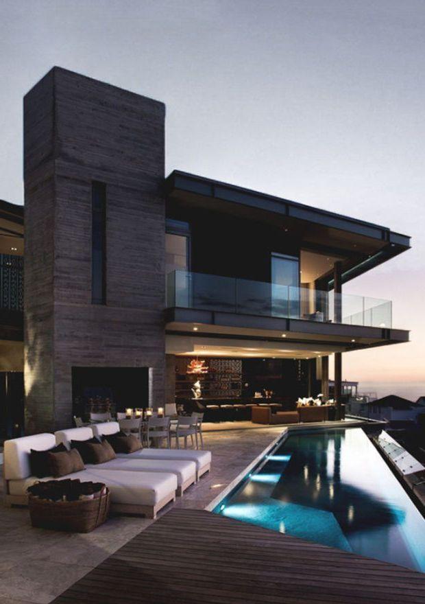 Laissez-vous inspirer par notre sélection de grandes maisons. Pour plus d'inspiration que du poisson …   – Traumhäuser