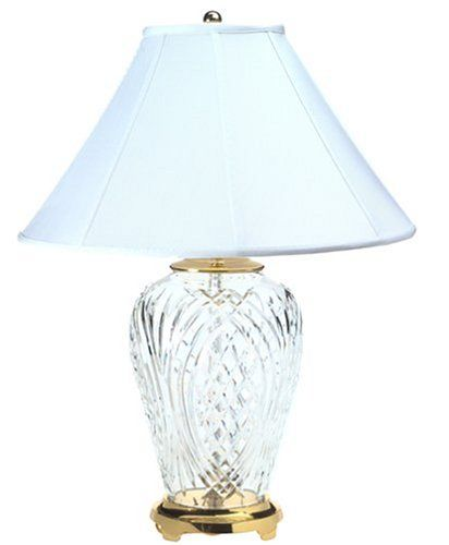 Product Code B0002hbztq Rating 4 5 5 Stars List Price 795 00 Discount Save 10 04 Crystal Lamp Waterford Crystal Crystal Table Lamps