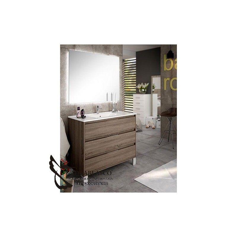 Mueble Baño Freya 60 cms | Muebles de baño, Muebles ...