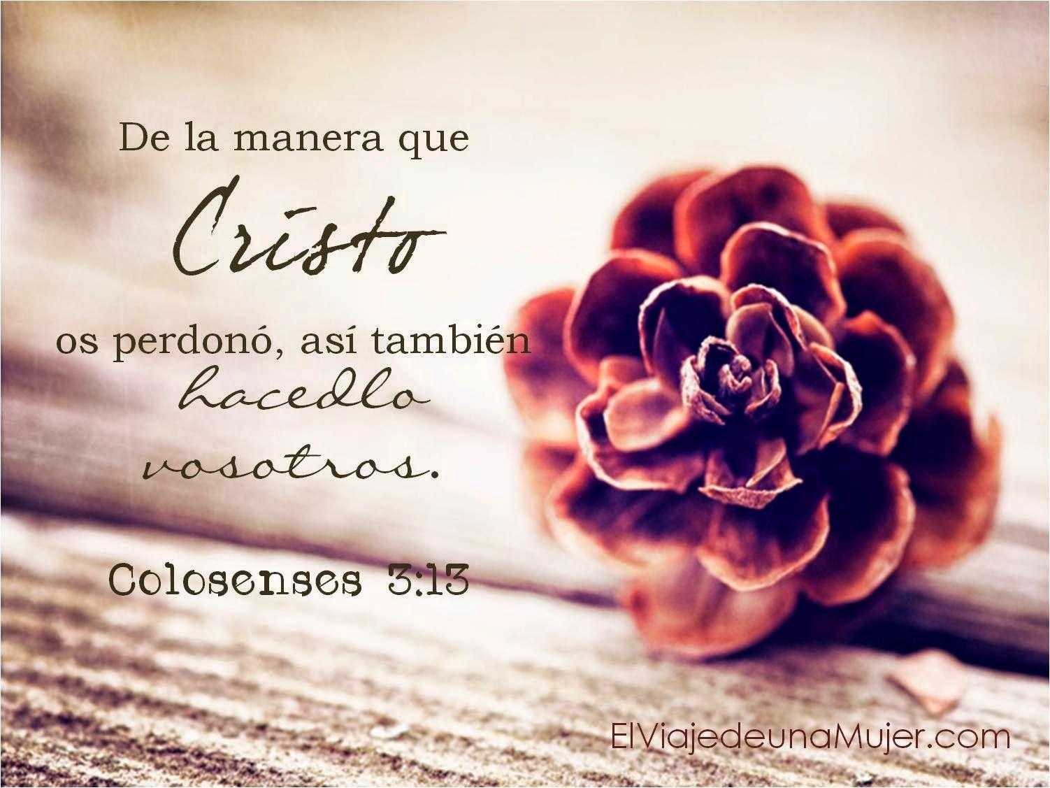 Resultado de imagen de Colosenses 3:13