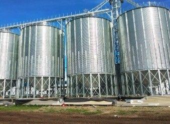 Hopper Bottom Grain Bins Factory Buy Good Quality Hopper Bottom Grain Bins Products From China In 2020 Galvanized Steel Corrugated Galvanized