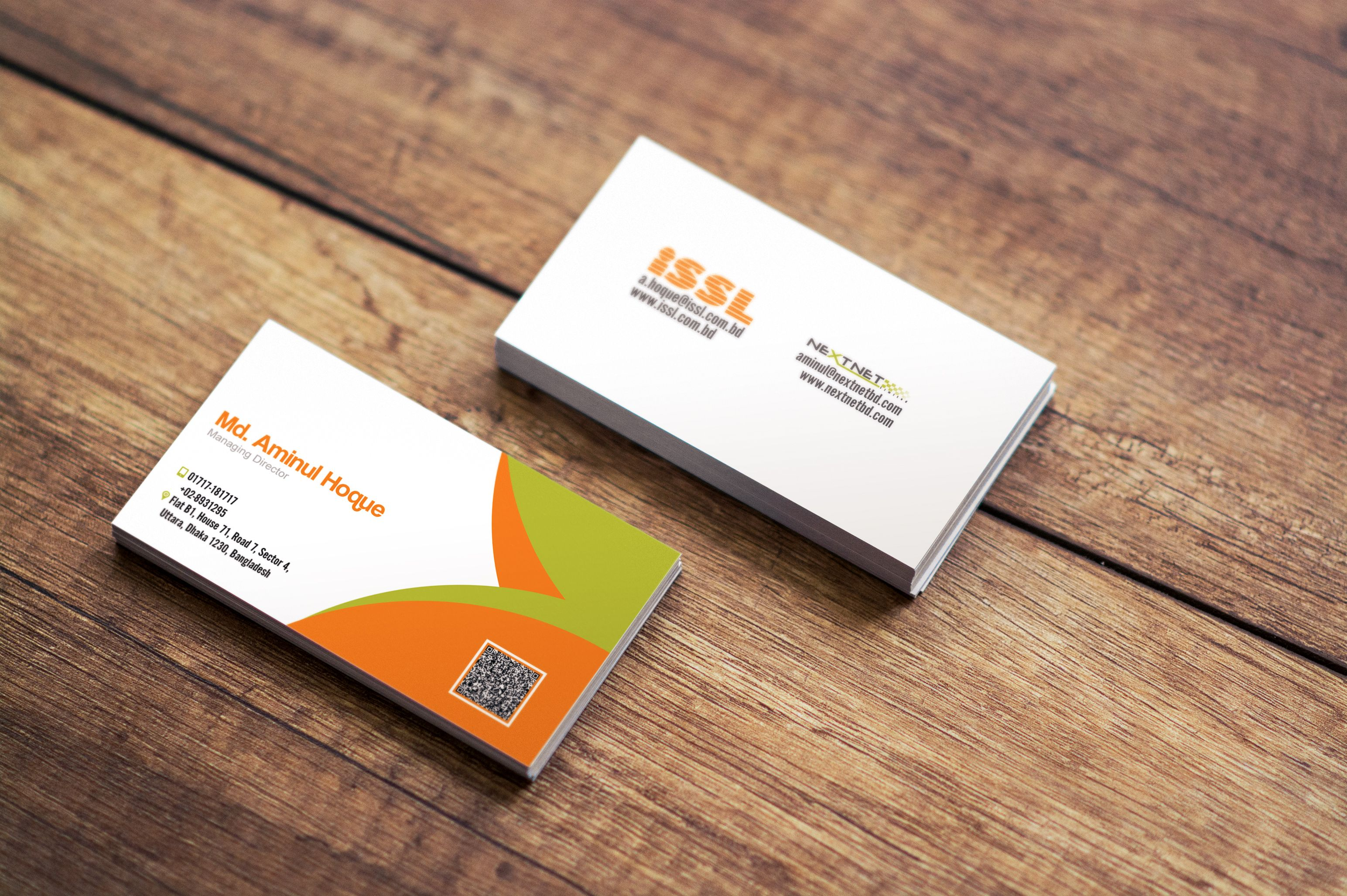 business-visiting-card-design-21724 Personal Design | Business ...