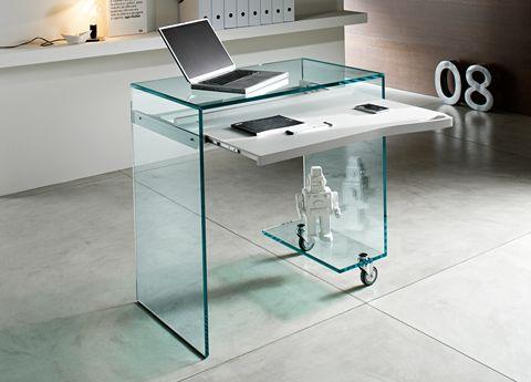 Tonelli Mobili ~ Tonelli work box glass desk house extension pinterest desks