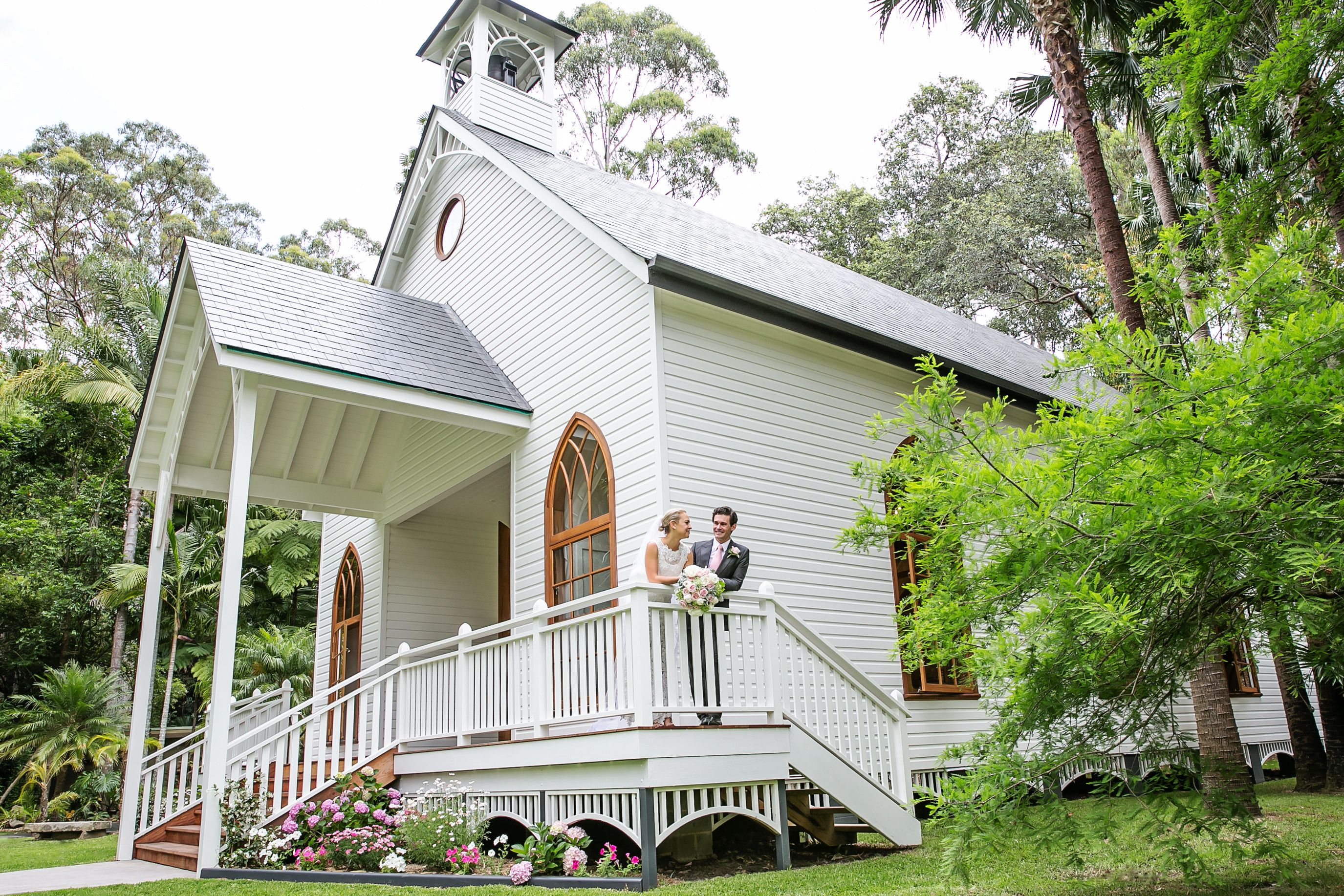 Home to the Charlotte Chapel Kantara