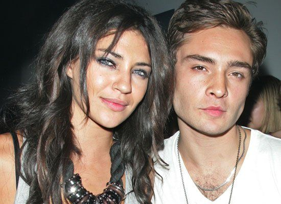 how long have ed westwick and jessica szohr been dating