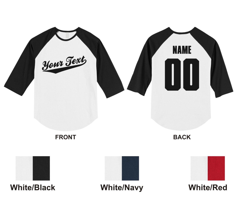 63419daa4fc Toddler Baseball Jerseys Personalized