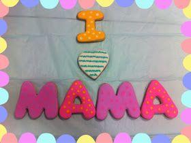 Maralon Bakery: Más galletas del día de la madre.