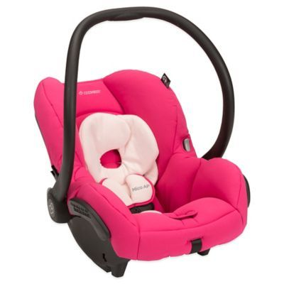 Maxi-Cosi Mico® AP Infant Car Seat in Bright Rose - buybuyBaby.com ...