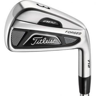 Titleist Ap2 712 Iron Set With Steel Shafts Smitty S Dot Golf Ironing Set Titleist Ap2 Golf