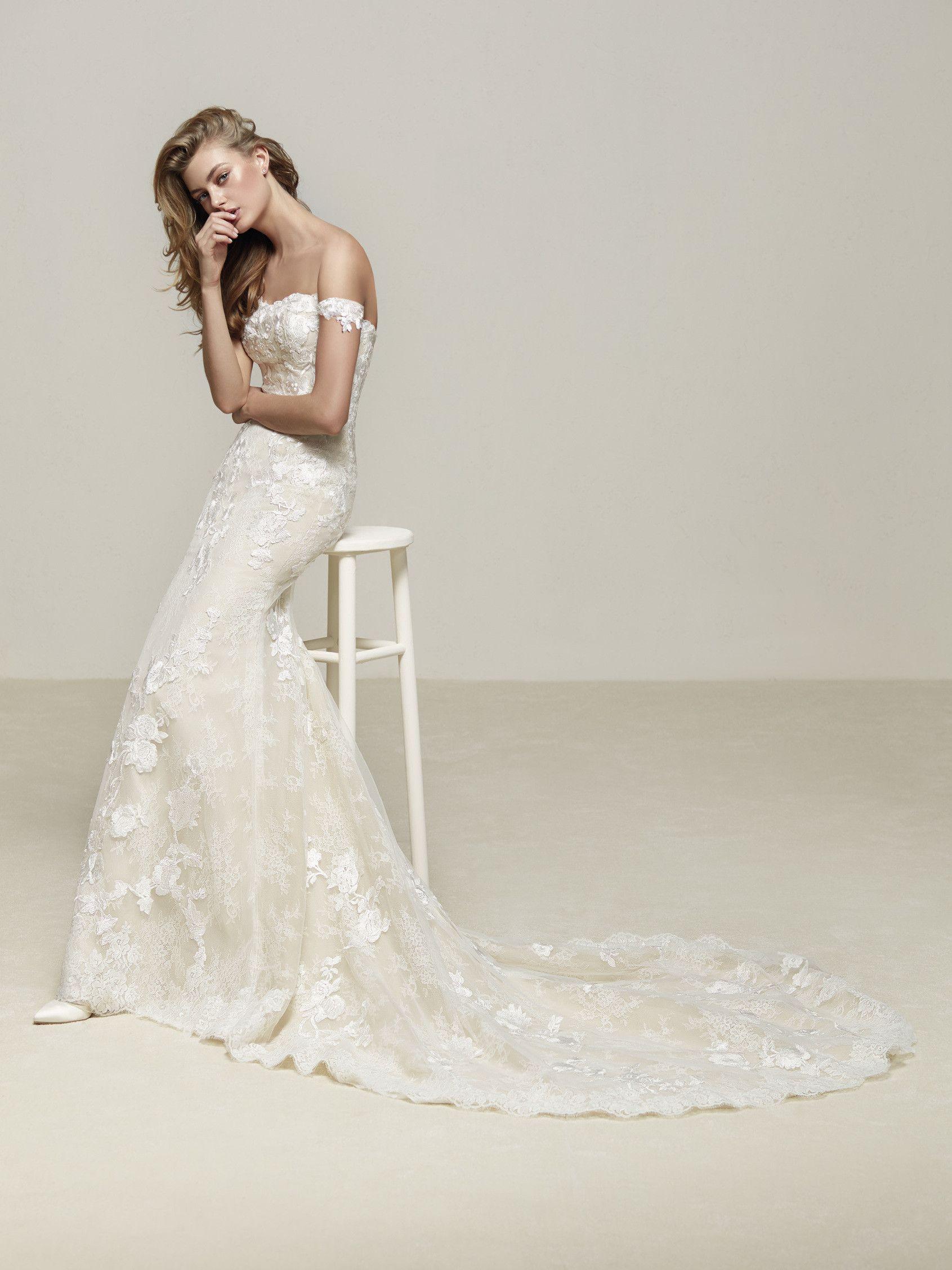 Disenar mi vestido de novia pronovias