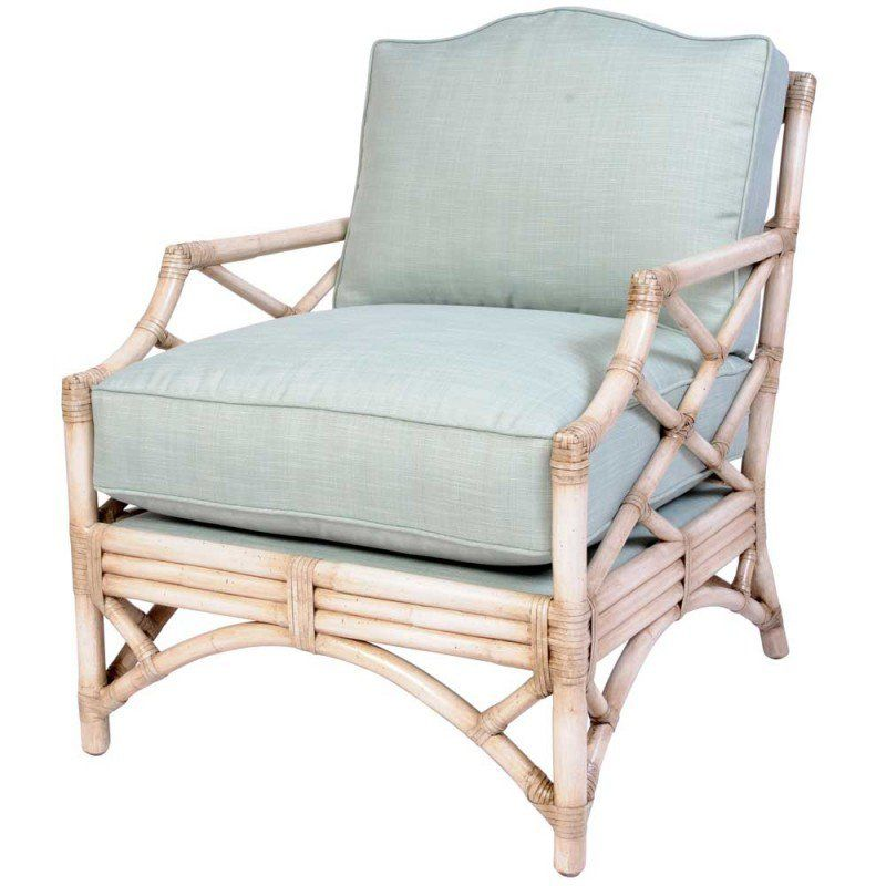 Buy The David Francis Chinese Chippendale Lounge Chair DV C0410 AW At  Carolina Rustica