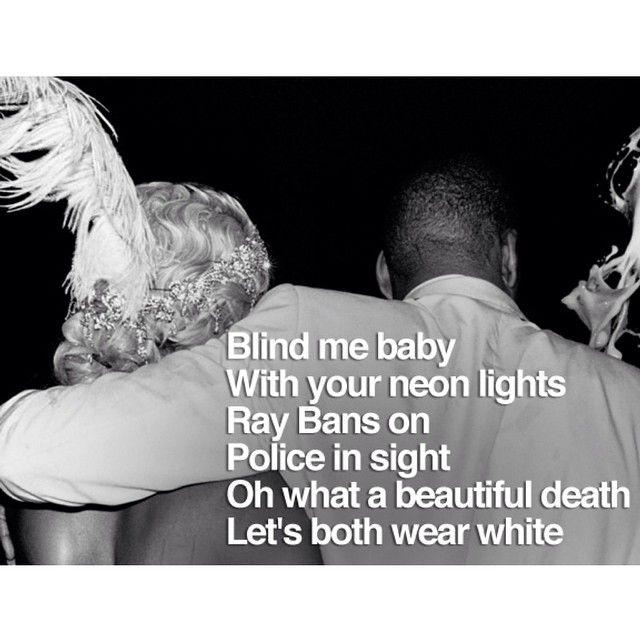 Beyoncé & Jay | Beyonce quotes, Tumblr quotes, Me too lyrics