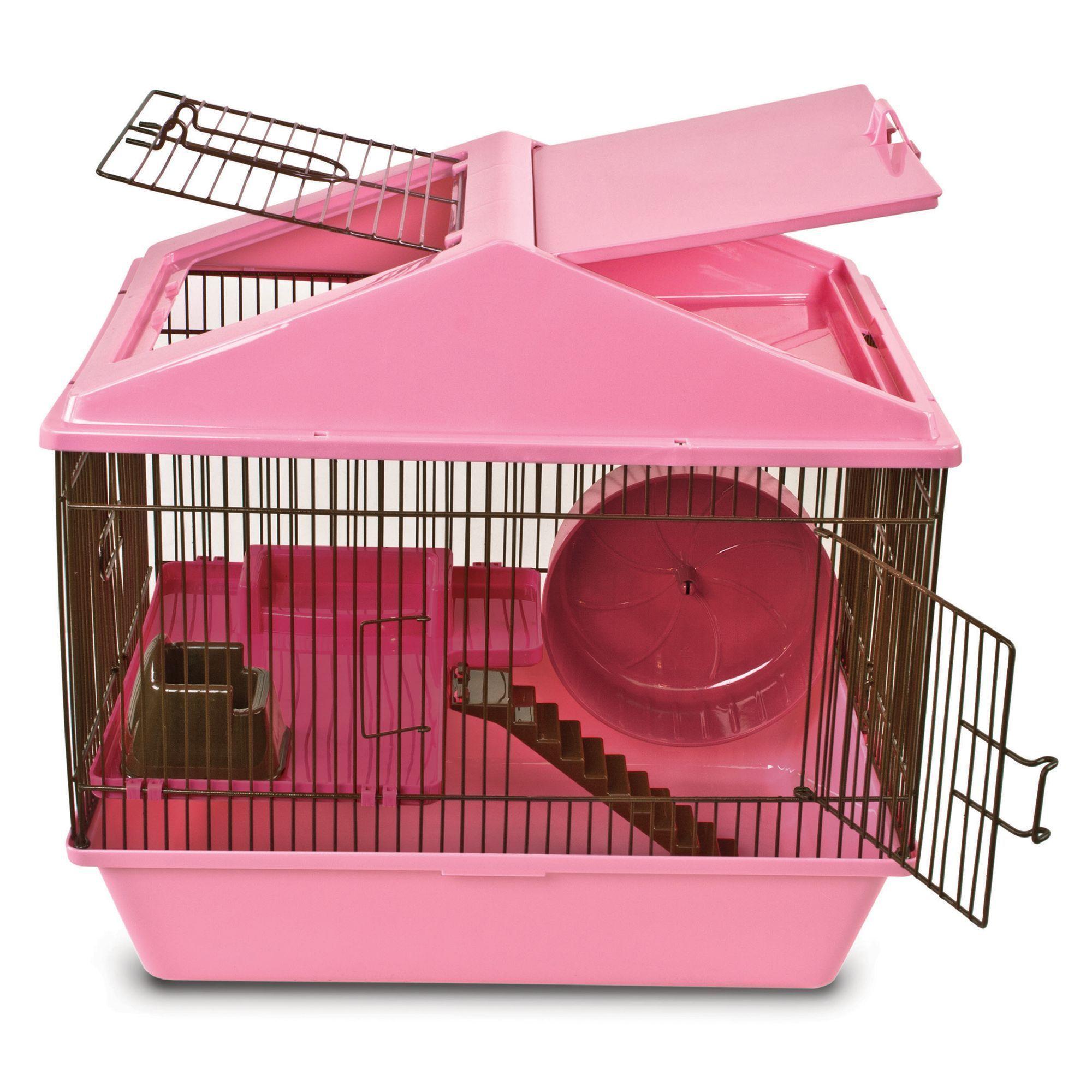 Critter Ware Animal House Hamster Habitat In 2020 Hamster