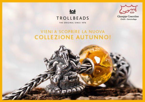 Trollbeads #Collezione Autunno 2014  Tutta la spiritualità del mondo orientale incontra la natura del Nord in questa fantastica Collezione creata per te!   Scoprila su: http://goo.gl/PCHBlu  #GioielliTrollbeads #ShoppingOnline #Beads #Jewels