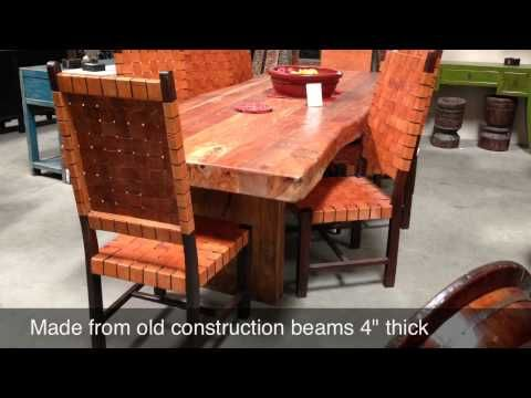 Wood Dining Tables From San Diego Rustic This Table Is A Copy Of