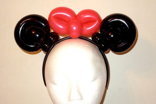 Balloon Mouse hairband
