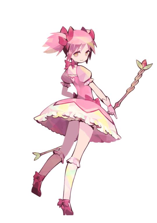 Saikorashii Magical Girl Anime Mahō Shōjo Madoka Magica Puella Magi Madoka Magica