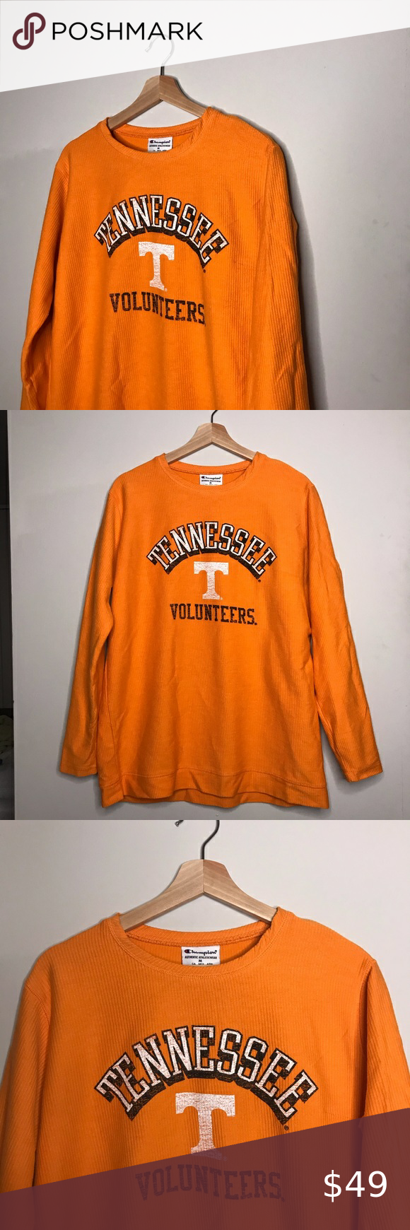 Champion Vintage Orange Soft Sweatshirt Size M Sweatshirts Soft Sweatshirts Oversized Sweatshirt [ 1740 x 580 Pixel ]