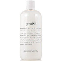 Wrap Yourself In The Soap And Water Scent Of Pure Grace This Luxurious Shower Gel
