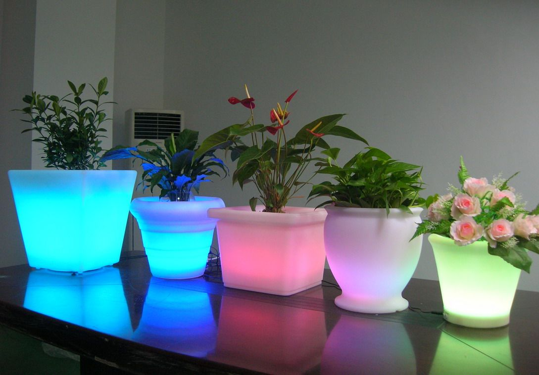 tall vase lighting garden. Use Vase Lights To Brighten Up The Floral Arrangements Or Plants In House Tall Lighting Garden X