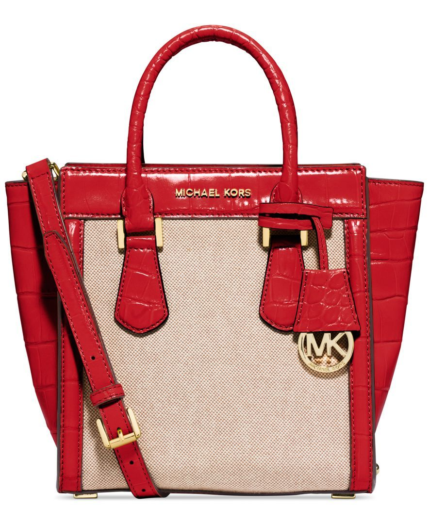 Michael Michael Kors Colette Medium Messenger | Michael kors