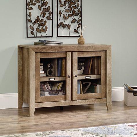 Sauder Dakota Pass Display Tv Cabinet Shopko Display Cabinet Furniture Nebraska Furniture Mart