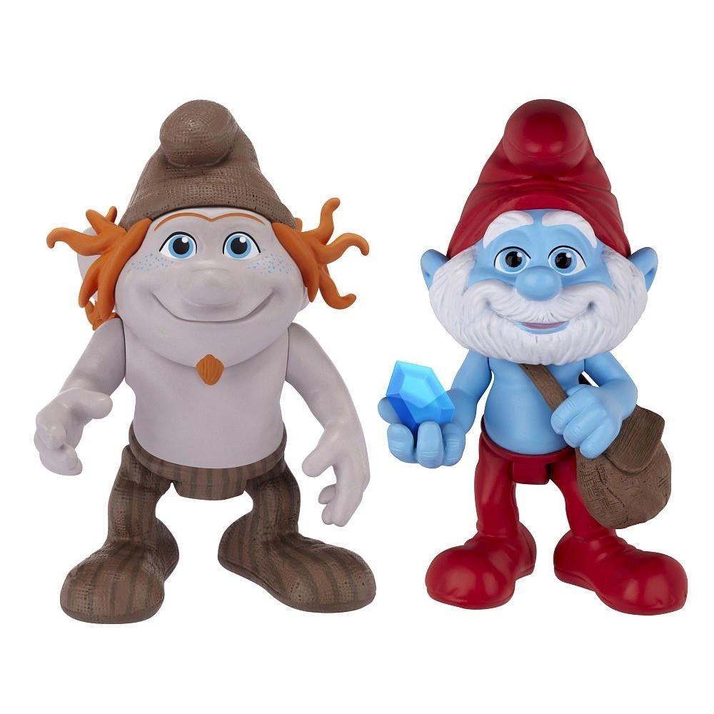 Bonecos do Filme Smurfs 2 - Papai Smurf e Hackus - Sunny - Comprar no  ShopFácil 7b88fdace53