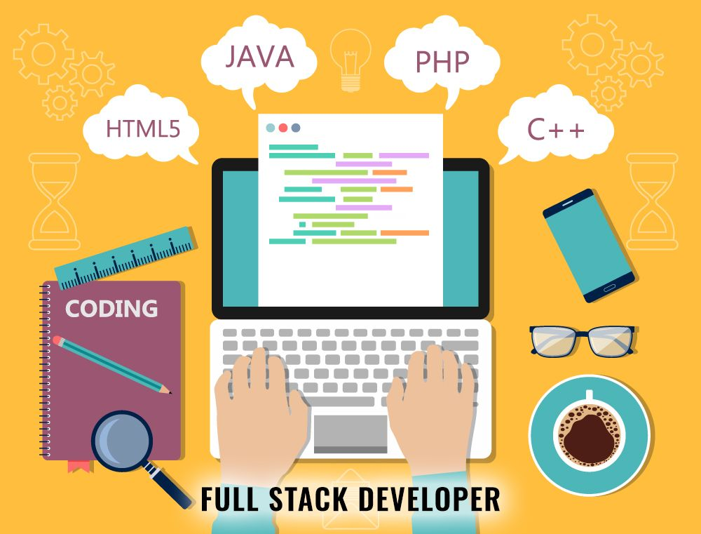 Hiring a complete fullstack developer will be the