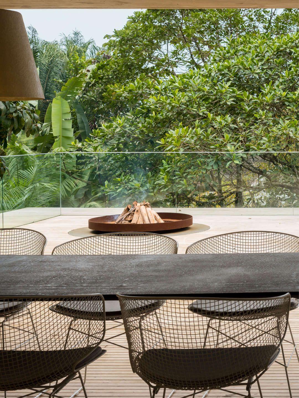 kogan furniture. Jungle House, Guarujá, SP, Brazil   StudioMK27 - Marcio Kogan Furniture A