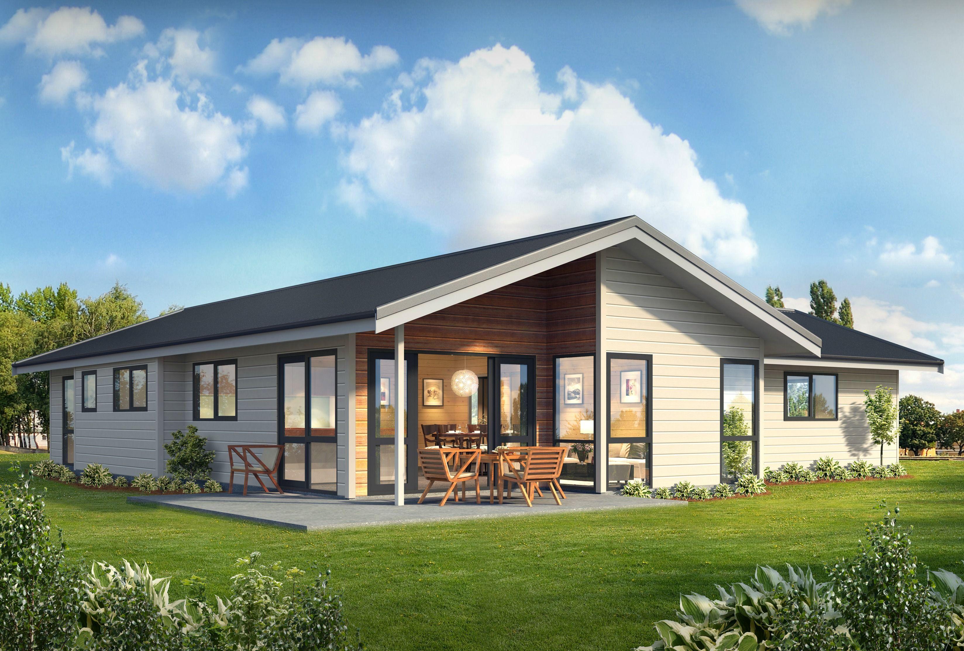 Best Lockwood Homes Kitset Range New Zealand Houses House 400 x 300