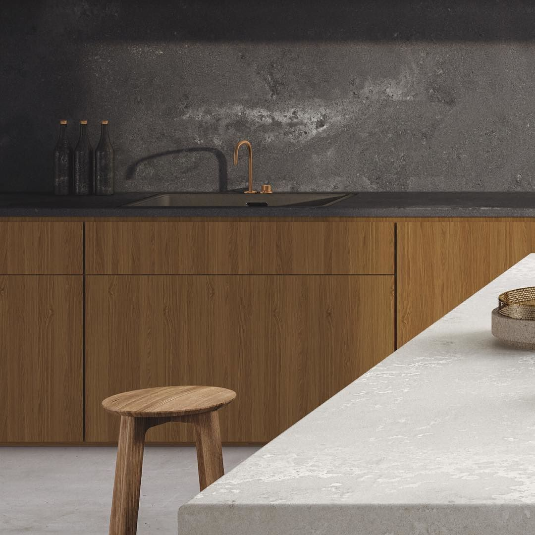 In perfect harmony Create the industrial dream kitchen using New