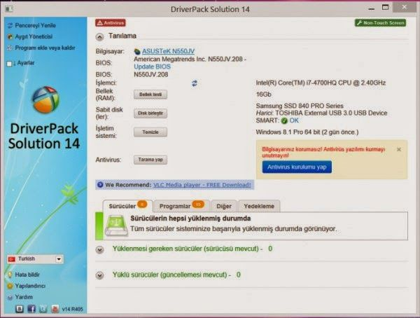 telecharger driverpack solution 2013 iso gratuit