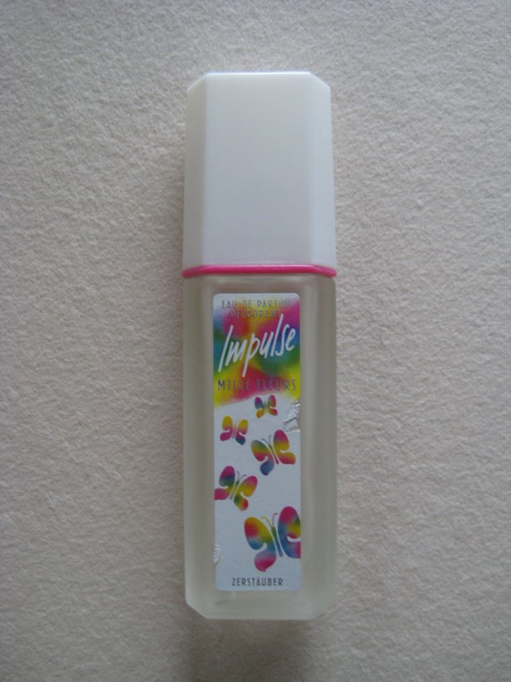 Photo of Impulse Perfume Deodorant Thousand Flowers – Deodorant 80s