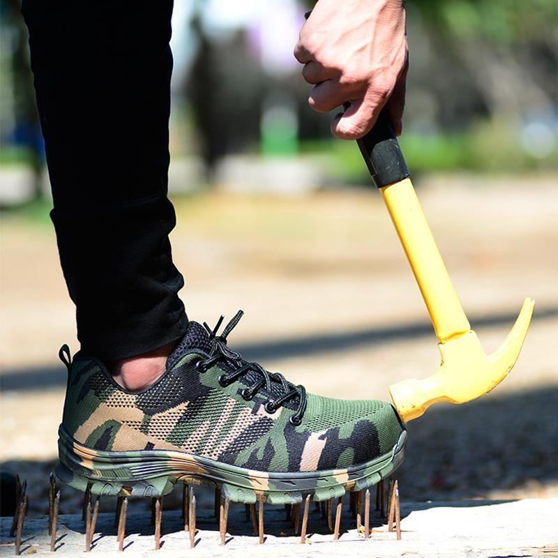 oak bay online work shoes