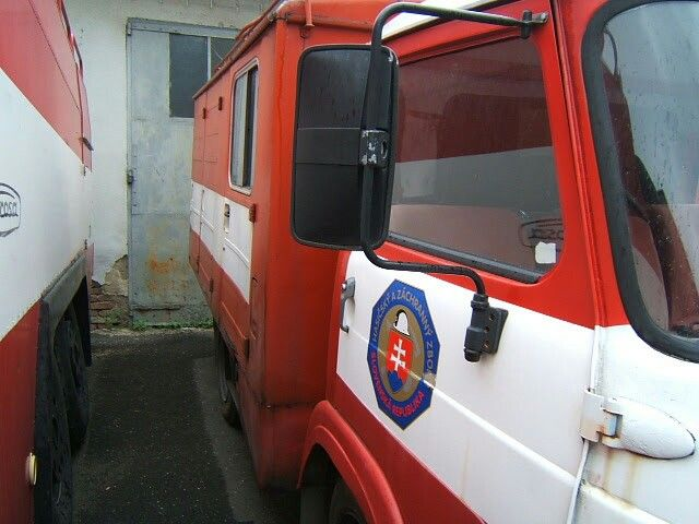 Avia 31 DA 12 Old Fire truck