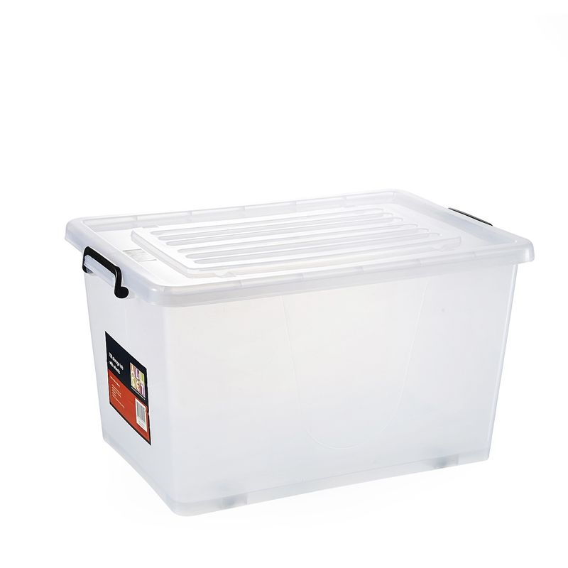 Find All Set 70L Storage Container With Lid at Bunnings Warehouse. Visit your local store  sc 1 st  Pinterest & All Set 70L Storage Container With Lid | Storage containers Storage ...