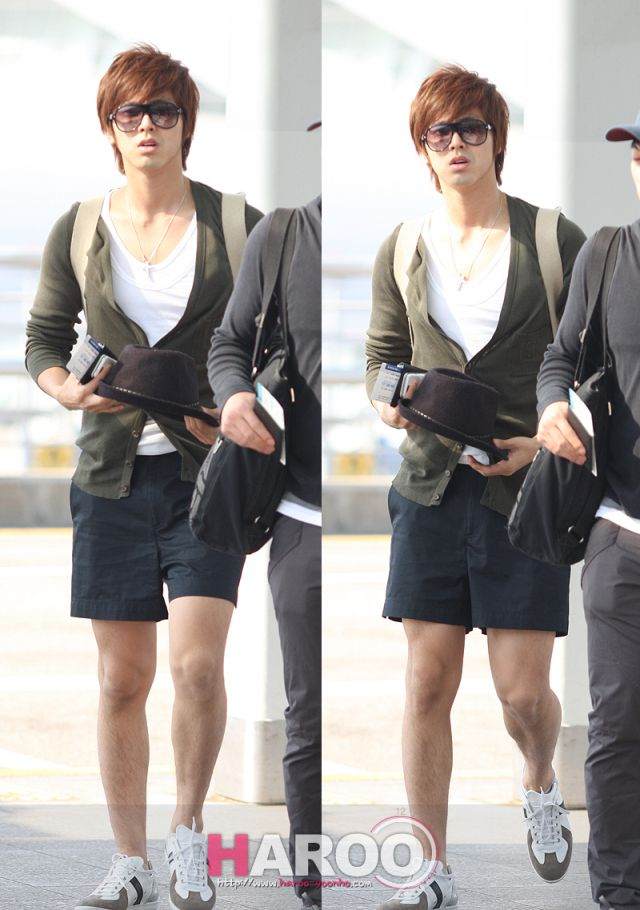 Fashion Friday 1 Tvxq U Know Yunho 39 S Inspired Airport
