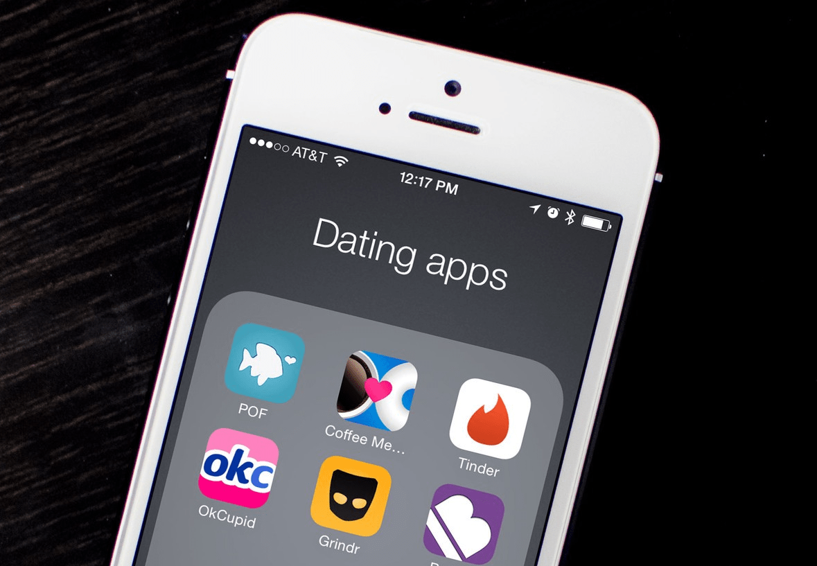 grote dating apps voor de iPhone
